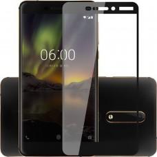 Стекло Nokia 6.1 Black