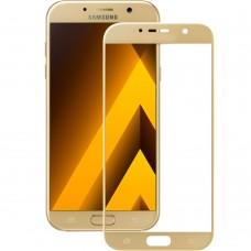 5D Стекло Samsung Galaxy A5 (2017) A520 Gold