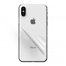 Защитная пленка Soft TPU Apple iPhone X / XS (на заднюю сторону)