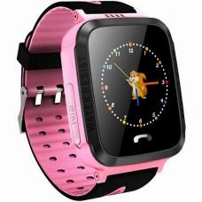 Детские смарт-часы Smart Baby Watch V68F (Pink)