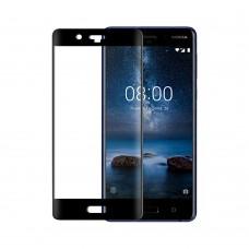 5D Стекло Nokia 8 Black
