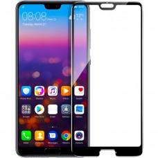 5D Защитное стекло для Japan HD Huawei P20 Black