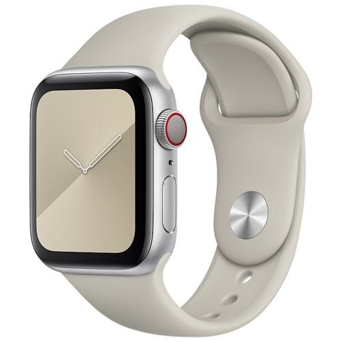 Ремешок Apple Watch Silicone 38 / 40mm (33) Pebble