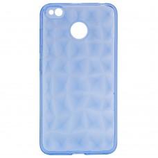 Силиконовый чехол Prism Case Xiaomi Mi8 Lite (синий)