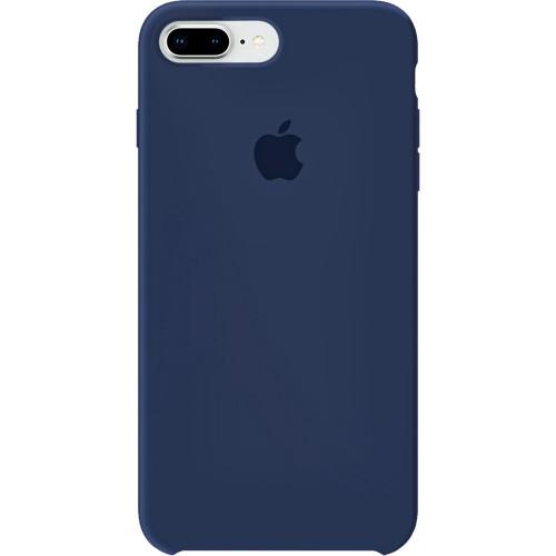 Силиконовый чехол Original Case Apple iPhone 7 Plus / 8 Plus Dark Blue