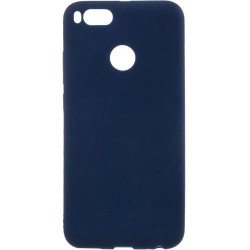 Силикон iNavi Color Xiaomi Mi5x / A1 (темно-синий)