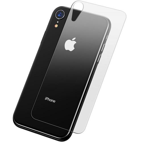 Стекло Apple iPhone XR (на заднюю сторону)