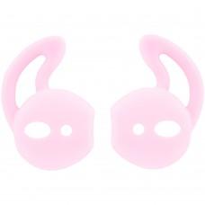 Амбюшуры для Apple Airpods (Светло-розовый)