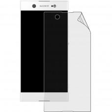 Защитная плёнка Matte Hydrogel HD Sony Xperia XA1 Ultra (передняя)