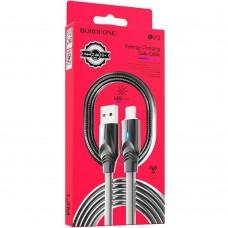 USB-кабель Borofone BU12 Synergy (Lightning)