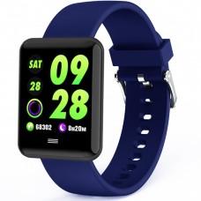 Смарт-часы SmartWatch MX11 (Синий)