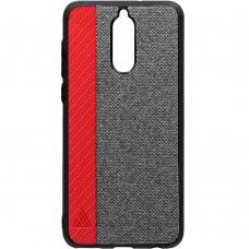 Силикон Inavi Huawei Mate 10 Lite (Красный)