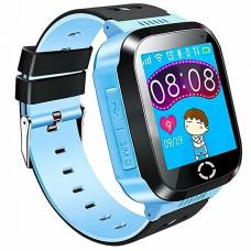 Детские смарт-часы Smart Baby Watch A15S GPS (Blue)