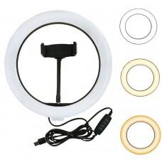 Набор для съемки LED-лампа Fill Light 26cm (Чёрный)