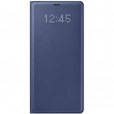 Чехол Original Led View Cover Samsung Galaxy Note 8 (Dark Blue)
