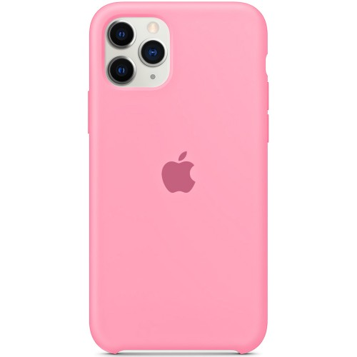 Силиконовый чехол Original Case Apple iPhone 11 Pro Max (36) Candy Pink