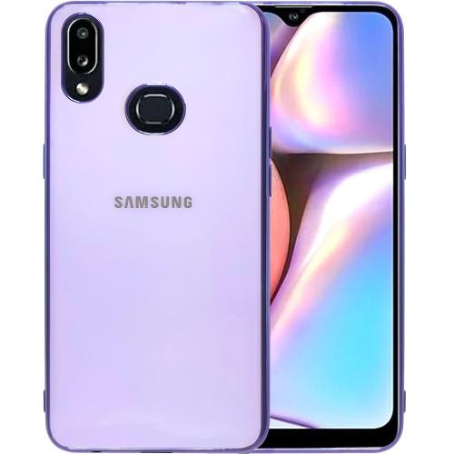 Силикон Zefir Case Samsung Galaxy A10s (2019) (Фиолетовый)