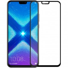 Стекло Huawei Honor 8X Black
