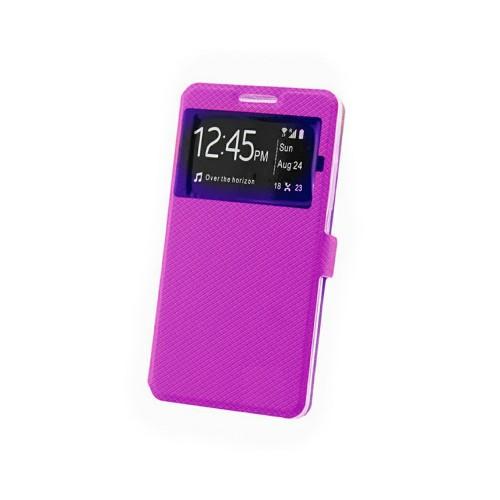 Чехол-книжка Wise Samsung J5 Prime G570 (Фиолетовый)