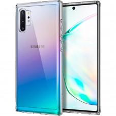 Силикон WS Samsung Galaxy Note 10 Plus (прозрачный)