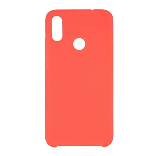 Силиконовый чехол Multicolor Xiaomi Redmi Note 6 / Note 6 Pro (красный)