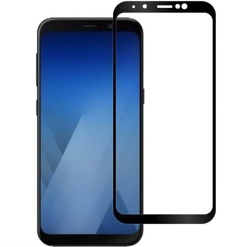 Стекло 3D Samsung Galaxy S8 Plus / S9 Plus Black