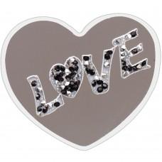 Холдер Popsocket Glass (Love, 04)
