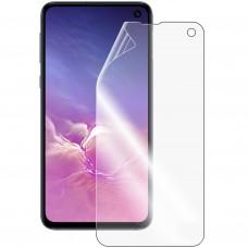 Защитная плёнка Hydrogel HD Samsung Galaxy S10e (передняя)