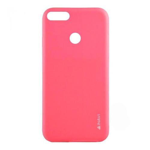 Силикон iNavi Color Xiaomi Mi5x / A1 (розовый)