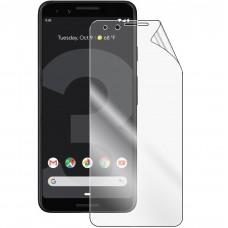 Защитная плёнка Hydrogel HD Google Pixel 3 (передняя)
