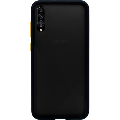 Накладка Totu Gingle Series Samsung Galaxy A30S / A50 / A50S (2019) (Чёрный)