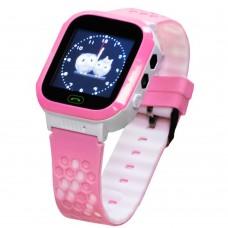 Детские смарт-часы Smart Baby Watch GM9 (Pink)