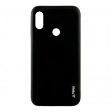 Силикон iNavi Color Case Xiaomi Mi Play (Чёрный)
