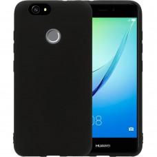 Силикон iNavi Color Huawei Nova (черный)