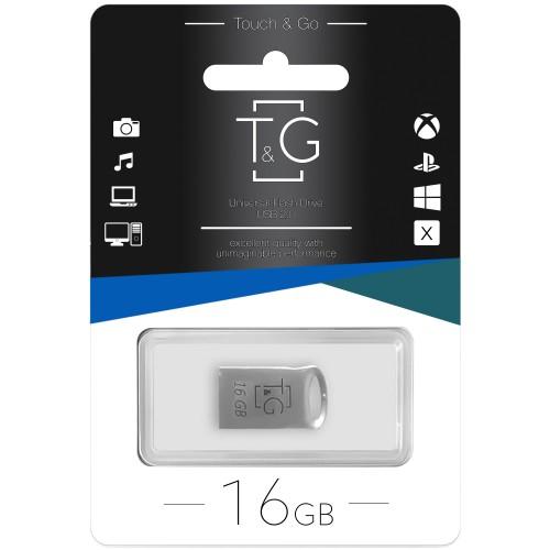 USB флеш-накопитель Touch & Go 105 Metal Series 16Gb