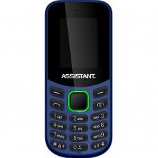 Мобильный телефон Assistant AS-101 (Blue)