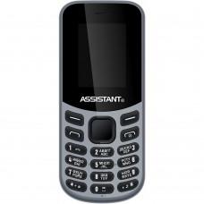 Мобильный телефон Assistant AS-101 (Grey)