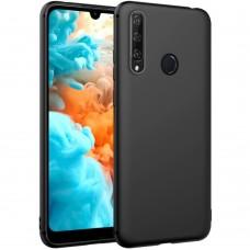 Силикон Graphite Huawei Y6P (2020) (Чёрный)