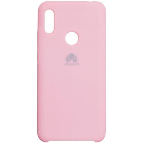 Силикон Original Case Huawei Y6 Pro (2019) / Honor 8A (Розовый)