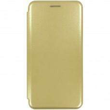 Чехол-книжка Оригинал Huawei P Smart (Золотой)