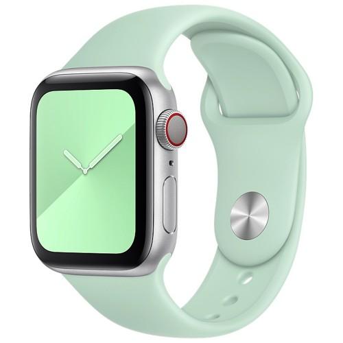 Ремешок Apple Watch Silicone 38 / 40mm (21) Turqoise
