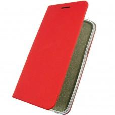 Чехол-книжка View Cover  Samsung Galaxy J1 Ace / J110 (Красный)