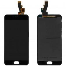 Дисплейный модуль Meizu M3 Mini (M688H) (Black)