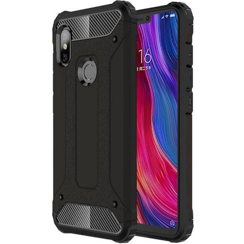 Чехол Armor Case Xiaomi Redmi 6 Pro / Mi A2 Lite (чёрный)