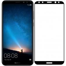 Стекло Huawei Mate 10 Lite Black