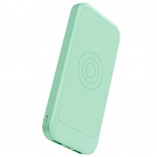 PowerBank Hoco Wireless Graceful Energy J14 10000mAh (Бирюзовый)