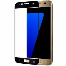 Защитное стекло для Samsung Galaxy S7 G930 Black