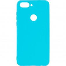 Силикон iNavi Color Huawei P Smart (голубой)