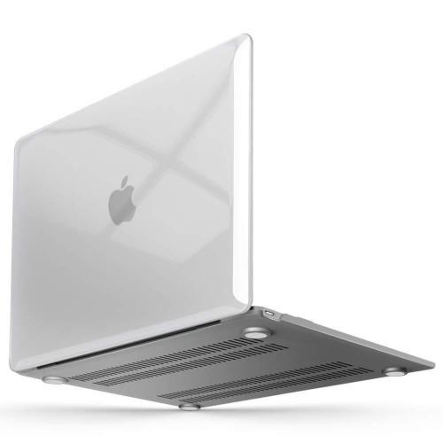 "Чехол-накладка пластиковая Clear Case Apple Macbook Air 13"" 2018 (A1932) (П.."