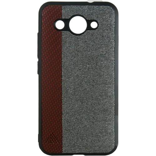 Силиконовый чехол Inavi Huawei Y3-2 (бордовый)